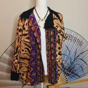 🐅 Vintage Kill Em' Tiger Jacket 🐅